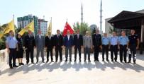 KONYA VALİSİ - Başkan Altay Açıklaması 'Konya'nın Güvenilir Şehir Olmasında Zabıtanın Önemli Yeri Var'