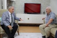 HAC İBADETİ - Başkan Demirtaş Açıklaması 'Allah Her Müslümana Hacca Gitmeyi Nasip Etsin'