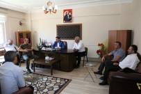 Başkan Eroğlu Bakkallarla Dertleşti