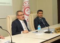 Bingöl'de 'Afet Ve Acil Durum Koordinasyon Kurulu' Toplantısı