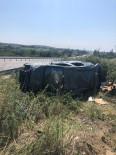 Çanakkale'de Trafik Kazası Açıklaması 1 Ağır 3 Yaralı