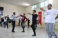 SPOR OYUNLARI - Denizli'de Ücretsiz Halk Oyunları Kurs Kayıtları Başladı