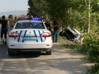 Erbaa'da Feci Kaza Açıklaması 1 Ölü, 3 Yaralı
