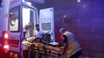 Gaziantep'te Otomobil Üzüm Bağına Girdi Açıklaması 1 Yaralı