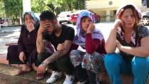 KOZLUCA - Gaziantep'te 'Yüksek Sesle Müzik Dinleme' Kavgası