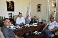 Genel Müdür Yardımcısı Arslan'dan Nezaket Ziyareti