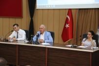 Gültak Açıklaması 'Akdeniz, Mersin'i 20-25 Yıl Geriden Takip Ediyor'