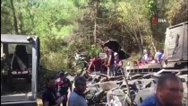 GÜNCELLEME 2- Kastamonu'da Kamyon Uçuruma Yuvarlandı Açıklaması 3 Ölü