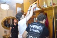 İstanbul Güne Narkotik Operasyonu İle Başladı