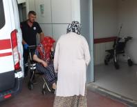 Kocasının Darp Ettiği Kadın Komşusuna Sığındı