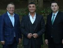 Makedonya Türkü siyasetçi Enes İbrahim Sedat Peker'i ziyaret etti
