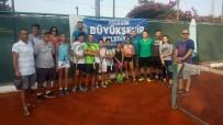 Mersin Büyükşehir Belediyesi Tenis Kulübünde Antrenmanlar Başladı