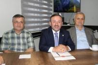 Milletvekili Sabri Öztürk'ten 'Fındığın Başkenti Totemine Sert Tepki'
