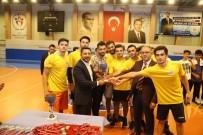 Nevşehir'de Mahalleler Arası Basketbol Turnuvası Sona Erdi