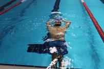 (Özel) Belden Aşağısı Felç Olan Ahmet'in Hedefi Avrupa Şampiyonluğu