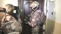Şafak Baskınında Gözaltına Alınan Şahıslar Adliyeye Sevk Edildi