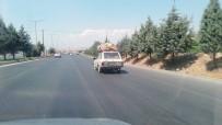 Trafikte Kural Tanımaz Magandalar Vatandaş Kamerasına Yakalandı