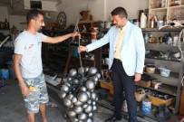 TANDıR EKMEĞI - Ürgüp'te Bağ Bozumu Festival Hazırlıkları Sürüyor