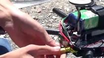 YANıLMA - Yüksekovalı Genç, Hurda Malzemelerle Drone Yaptı