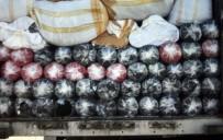Zeytinburnu'nda 220 Bin TL'lik Kumaş Hırsızlığı Yapan Şahıs Yakalandı