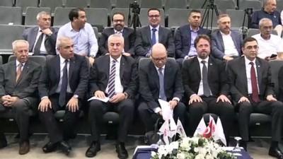 Adana Mesleki Eğitim Merkezi Projesi Tanıtıldı