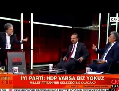 Ahmet Hakan Mustafa Balbay'ı canlı yayında azarladı