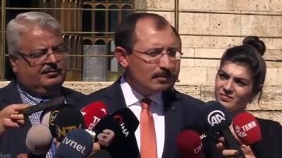 AK Parti Grup Başkanvekili Muş Açıklaması 'Yargı Strateji Belgesi'nin İlk Paketini Meclis Başkanlığına Sunuyoruz''