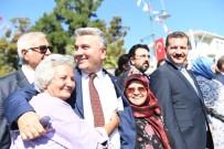 AK Partili Milletvekiline Kadınların İlgisi