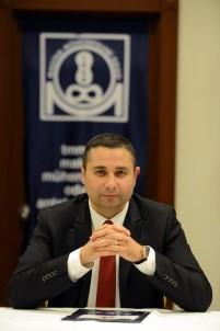AMMO Antalya Şube Başkanvekili Atmaca Açıklaması 'Bina Tesisatları Da Depreme Hazır Olmalıdır'