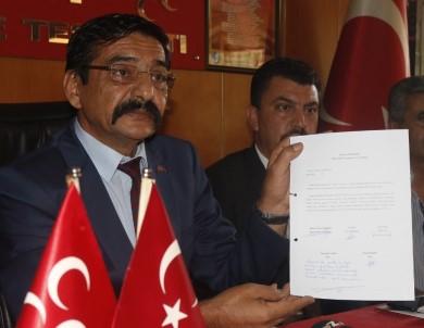 Antalya'da CHP'li Meclis Üyesinden Şehidin İsminin Sokağa Verilmesine Şerh