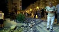 Antalya'da Kaza Yapan Alkollü Sürücü Ortalığı Birbirine Kattı