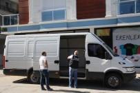 Antalya'da Minibüste Şüpheli Ölüm