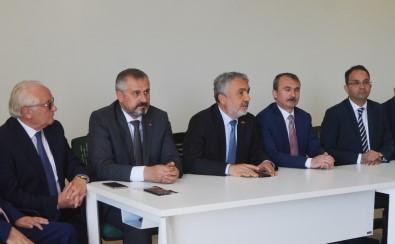 Bafra'ya Eczacılık Fakültesi İçin Karar Verildi