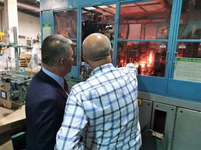 Balıkesir Valisi Ersin Yazıcı Açıklaması ' Sanayici İş Adamlarının Her Zaman Yanındayız'
