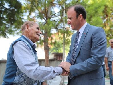 Başkan Örki, Pamukkaleli Vatandaşlar İle Bir Araya Geldi