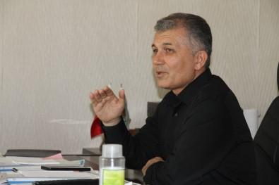 Başkan Öter'den İstifa Eden DİKA Genel Sekreteri Altındağ'a Destek