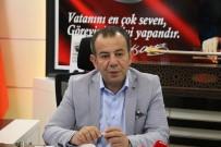 TANJU ÖZCAN - Başkan Özcan'dan, Rektör Alişarlı'ya Tepki