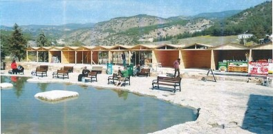 Beyaz Cennet Pamukkale'de Kaçak 15 Yapı Yıkıldı