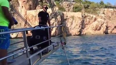 Dalgıçlar, Akdeniz Foku Yaşam Alanlarını İnceledi