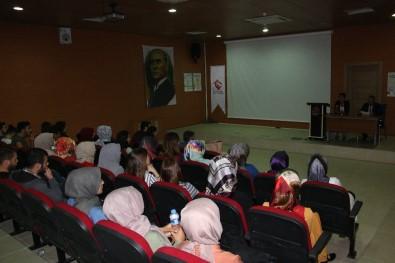 Elazığ'da Stajyer Öğrencilere Uyum Toplantısı