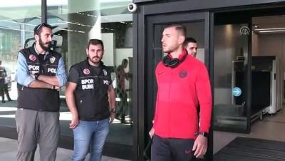 Galatasaray'ın Rakibi PSG, İstanbul'da