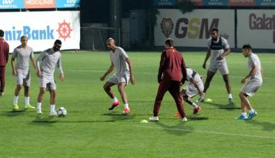 Galatasaray, PSG Maçına Hazır
