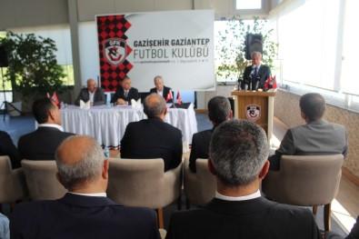Gazişehir'in İsmi Gaziantep FK Oldu