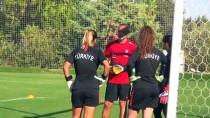 Genç Milli Kadın Futbol Takımının Hedefi Elit Tur'a Yükselmek
