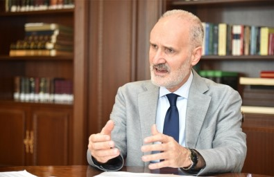 İTO Başkanı Avdagiç Açıklaması 'Ekonomide Güçlü Büyüme Dönemi Başlayacaktır'