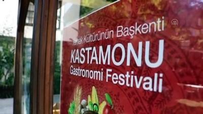 'Kastrofest-Kastamonu Gastronomi Festivali'