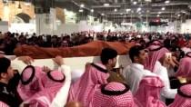DEVLET TELEVİZYONU - Kral Selman'ın Öldürülen Yakın Koruması İçin Mescid-İ Haram'da Cenaze Namazı