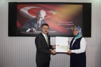 KTS'den Kumluca'daki 2 Okula Ödül