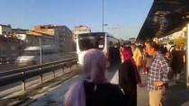 METROBÜS DURAĞI - Metrobüste Yangın