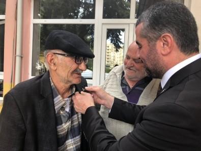 MHP'li Avşar'dan 1 Ekim Dünya Yaşlılar Günü Kutlaması